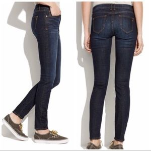 NWT Madewell Skinny Skinny Jeans 25